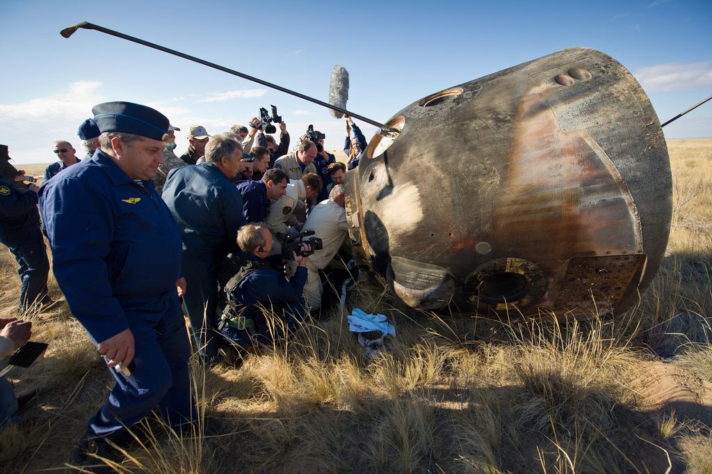 russian spacecraft soyuz - photo #38